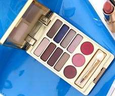 Estee Lauder Lisa Perry Pure Color Eyeshadow & Lipstick Palette