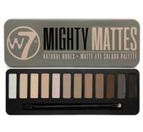 W7 Mighty Mattes Eye Colour Palette