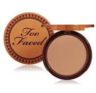 Too Faced Matte Chocolate Bronzing Powder - Milk Chocolate