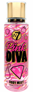 W7 Fragrance Body Mist - Pink Diva 250ml
