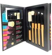 W7 Brush With Me 5 Piece Flawless Makeup Brush Set