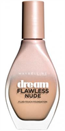 Maybelline Dream Flawless Nude Foundation - Nude