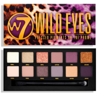 W7 Wild Eyes Eye Shadow Palette