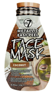 W7 Metallic Coconut Easy Peel Face Mask