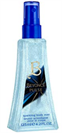 Beyonce Pulse Sparkling Body Mist 125ml