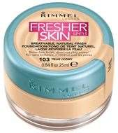 Rimmel Fresher Skin Foundation - 103 True Ivory