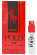 Ralph Lauren Polo Red Intense Eau De Parfum Sample