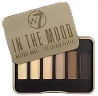 W7 In The Mood Natural Nudes Matte Eye Colour Palette