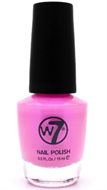 W7 Iridescent Nail Polish - Pinkliscious