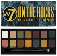 W7 On The Rocks Eye Shadow Palette