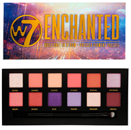 W7 Enchanted Eye Shadow Palette