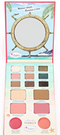 The Balm Voyage Eyes Lips & Cheek Face Palette