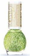 Miss Sporty Candy Shine Nail Polish - Fruity Lime